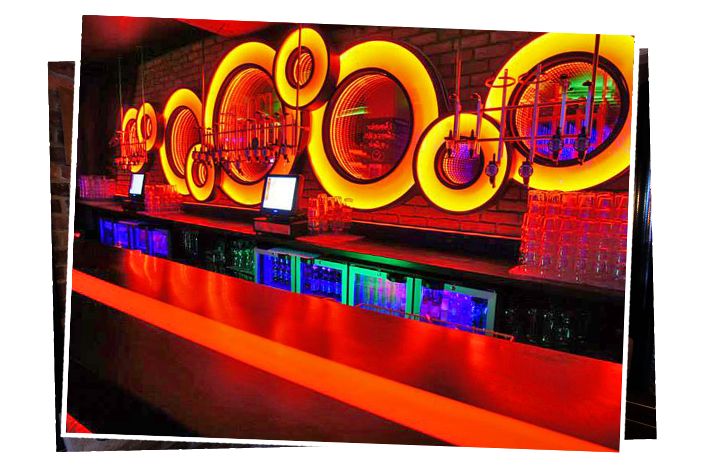 Icon NIghtclub heineken bar