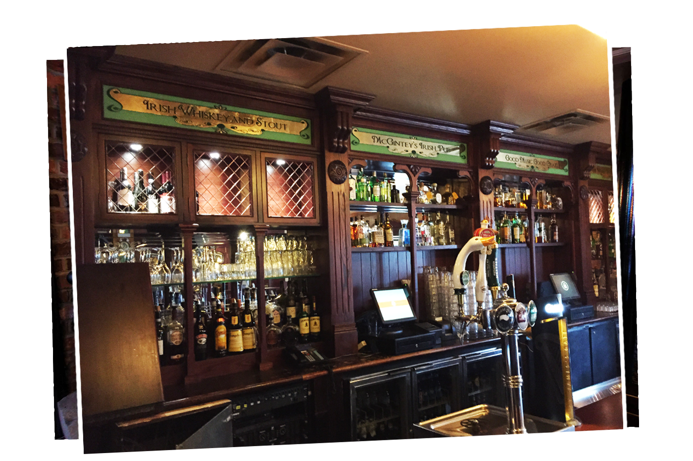 Mother McGinty's Traditional Irish Bar